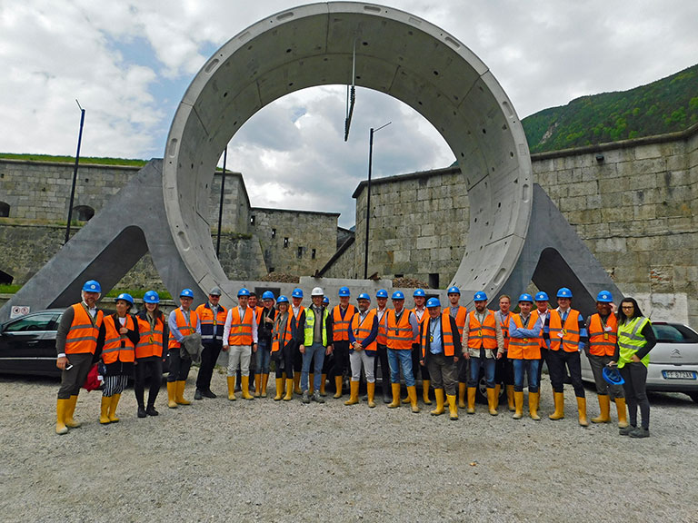 Brenner Basis Tunnel Event