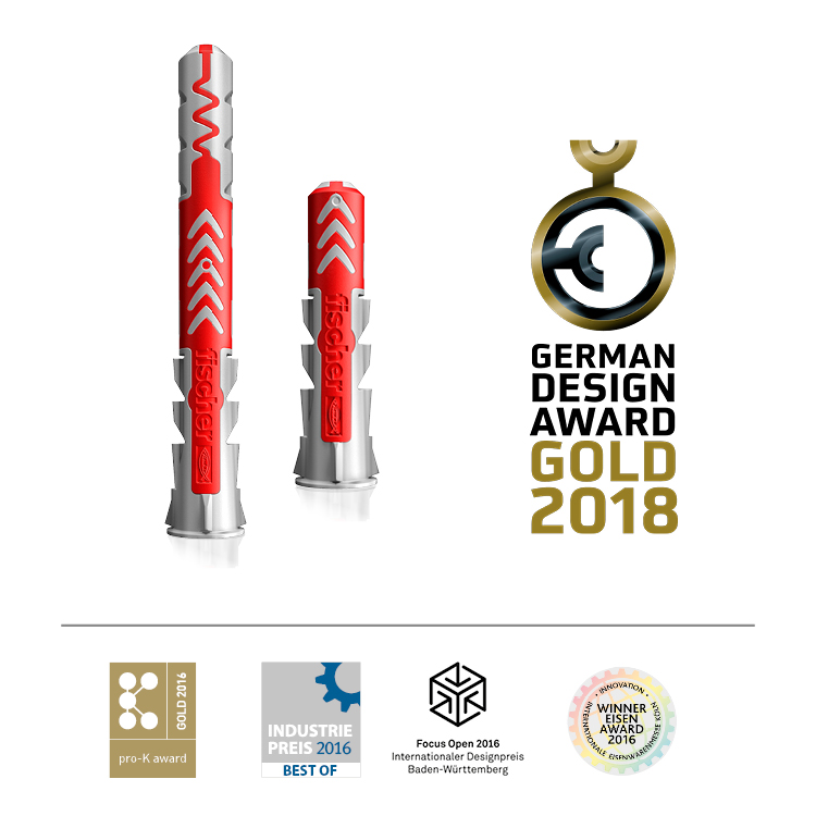 fischer DUOLINE - German Design Award 2018